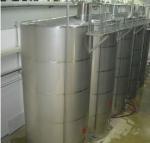 40BBL beer fermentation vertical cylinder tank Manufactures