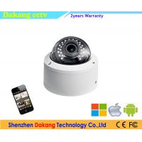 Buy cheap 2 Way Audio H.265 IP Camera with CMOS Sensor , SD Card Security Camera from wholesalers