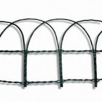 Buy cheap Garden Mesh/Netting with 1/2 to 2-inch Hole Sizes and Various Finishes from wholesalers
