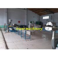 200-500Kg / H Master Batch Machine , High Speed Pp Pe Twin Screw Extruder Manufactures