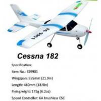 Buy cheap Durable Anti-crash EPO Brushless Ready to Fly RC Planes with 2.4Ghz 4 channel Transmitter from wholesalers