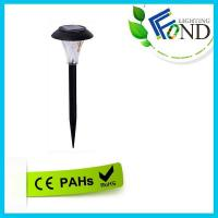 Wholesale White Rechargable Battery LED Solar Landscape Light Plastic Material from china suppliers