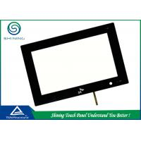 Buy cheap 4 Wire Smart Home Touch Panel / 10 Inch Touch Screen High Sensitivity from wholesalers