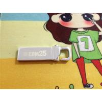 Buy cheap Mini metallic USB flash disk new arrival at big sale from wholesalers