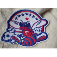 Buy cheap 3D Washable Custom Embroidery Heat Transfer Patch For Ski-Wear from wholesalers