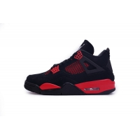 """Wholesale PK God Air Jordan 4 """"Red Thunder"""" from china suppliers"""