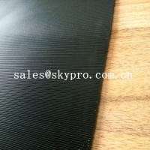 3.5mm Diamond Black Rigid Rational Construction Natural Shoe Sole Rubber Sheet Manufactures