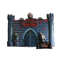 Buy cheap Durable Inflatable Sports Games Inflatable Thrilling Escape Room For Rental from wholesalers