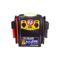 Buy cheap 12V Rechargeable Car Jump Starters Portable , 900AMP with Air Compressor product