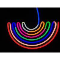Buy cheap Waterproof SMD Flex Led Neon Rope , Neon Led Flexible 12v Cuttable Arc Design from wholesalers