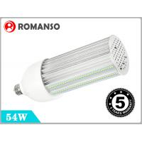 180 Degree Led Corn Bulb for HPS CFL Replacement , Led E27 Corn 54W Manufactures