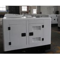 Buy cheap Solar Electric Standby Power 20KVA 15kw Perkins Diesel Generators With Electronic Governor from wholesalers