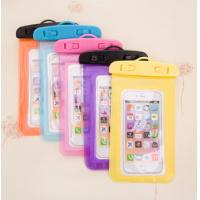 Buy cheap Cute Carton Phone Protective Pouch Shell Case Waterproof Outdoor Beach Bag from wholesalers