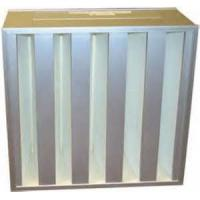 China H14 metal frame mini pleat hepa filter with High technological scientific for replacement hepa filters on sale
