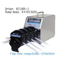 Buy cheap BT100S-1 variable speed peristaltic pump,Peristaltic Pump,tubing pump,hose pump from wholesalers