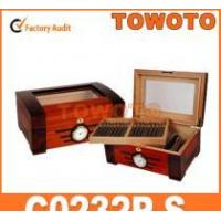 Buy cheap Wooden Cigar Chest from wholesalers