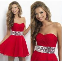 Buy cheap Party Short Long Homecoming Dresses Cocktail Dresses Sweetheart Strapless from wholesalers