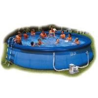 Buy cheap Intex Above-Ground Swimming Pool from wholesalers