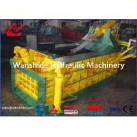 Copper Wire Scrap Metal Baler Waste Equipment Bale Front Out CE Certificate Manufactures