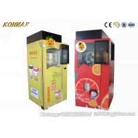 Buy cheap Wifi Credit Card Fresh Juice Vending Machine Commercial Entertainment Places Using from wholesalers
