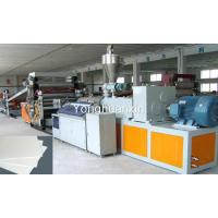 Buy cheap PVC free foam board machine from wholesalers