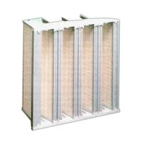 Buy cheap Medium bag filter for air conditioner with high dust holding capacity(F8) from wholesalers