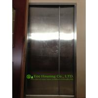 Buy cheap 304 Stainless steel 90 min fire rated industrial hinged door with Chemical Resistant from wholesalers