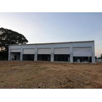Wholesale Corrugated color bone roof cladding steel structure storage in Manila, Philippines from china suppliers