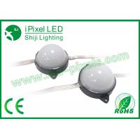 China Addressable Color Changing LED pixel module / Controllable Outdoor RGB LED module on sale