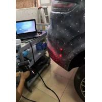 Buy cheap Car wheel laser 3D scanners, Refitting vehicle used 3D scanner, industrial high precision 3D scanner from wholesalers