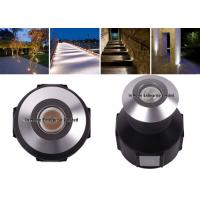 1W 3W Aluminum LED Garden Lighting IP67 Warm White 24V Recessed Manufactures