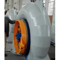 Wholesale Mini Water Turbine Generator Francis Hydro Turbine 2x280kW from china suppliers
