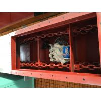 Buy cheap 10TPH Coal Fired Scraper Chain Conveyor Bottom Ash Handling Automatical Submerged Belt Conveyor from wholesalers