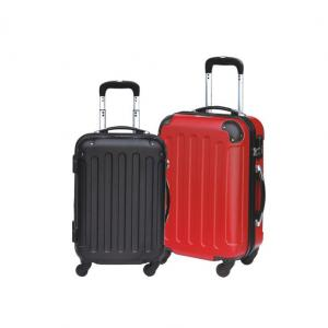 Wholesale Combination Lock ODM 210D Lining 4 Wheel Luggage Trolley from china suppliers