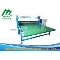 China Blue 2.2 KW Power Mattress Manufacturing Machines Raise Production Efficiency on sale