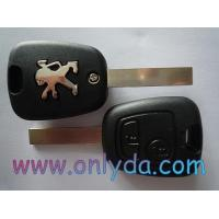 Buy cheap Key Blank For Peugeot (peugeot Metal Logo) from wholesalers