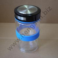 Buy cheap 12oz/350ml Double Wall Borosilicate Glass Cup, Glass Tea Cup from wholesalers