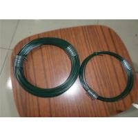 Buy cheap Florists PVC Coated Tie Wire With Spring Core Diameter 0.6mm-2.0mm from wholesalers