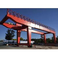 Buy cheap 5 Ton Overhead Gantry Crane For Warehouse Material Lifting Motorized Travelling from wholesalers