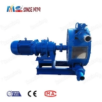 Buy cheap Large Output Hose Type Concrete Pump For Pumping Concrete From China from wholesalers