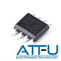 Buy cheap 5A 1 Channel Hall Effect Current Sensor Chip , ACS712ELCTR-05B-T Integrated Circuits & Chips from wholesalers