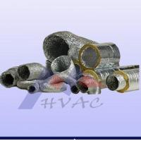 Buy cheap Insulated Aluminum Flexible Duct from wholesalers