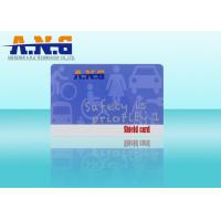 Buy cheap Facebook id card shield / HF Rfid Smart Card credit card size from wholesalers