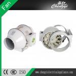Buy cheap Mixed flow ventilation plastic duct exhaust inline fan inline duct fan inline fan from wholesalers
