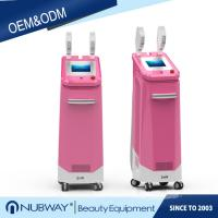 Buy cheap 2016 hot sale Nubway E light IPL SHR  three in one unit hair removal  skin rejuvenation machine with CE FDA approval from wholesalers