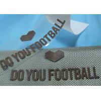 Buy cheap Soft 3D Reflective Silver Heat Transfer Clothing Labels For T - Shirt from wholesalers