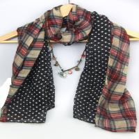 Buy cheap Scarves And Shawlswinter scarf acrylic snood polyester cape and poncho from wholesalers