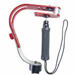 Buy cheap Professional Mini Handheld Stabilizer Hole Camera Steadicam For Canon Nikon Sony GoPro Hero 4 3 SJ4000 Phone DSLR DV from wholesalers