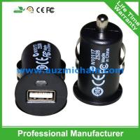 Buy cheap belkin car charger 5V 1A single usb car charger mini car charger from wholesalers