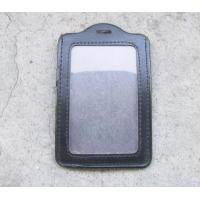 Buy cheap ID Card PVC Badge Holder , Business Card Badge Holder For Officer / Trade Show from wholesalers